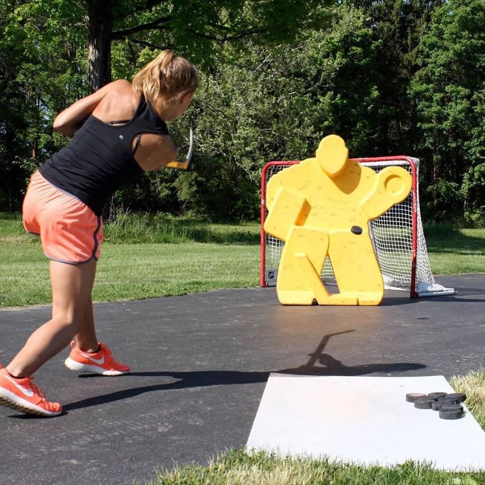 outdoor practice