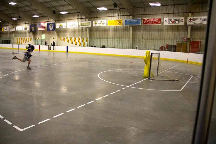 Lacrosse parctice